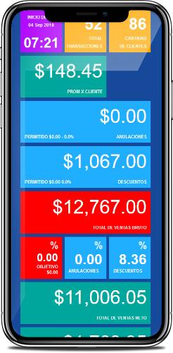 WebReport mobil