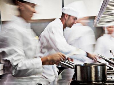Preparacion en Cocina